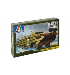 Italeri 6392 DUKW Amphibious Truck D-Day Normandy 1944-2014 1:35