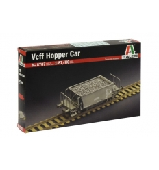 Italeri 8707 Vcff Hopper car 1:87