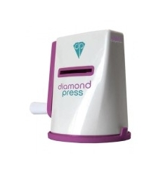 Diamond Press Mini Cutting Machine.