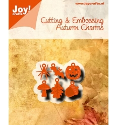 "JOY CUT/EMB ""Autumn Charms"" 6002/0780."