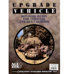 Italeri 6702S Upgrade Vehicles. Detailed Rules For Vehicles And Gun Calibres. Alzer Wargames.