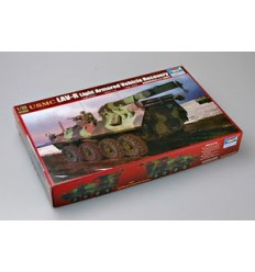 Trumpeter 00370 1/35 USMC LAV-R Light Armored Vehicle Recovery.