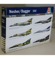 Italeri 2721 NESHER/ DAGGER [Falklands Series]