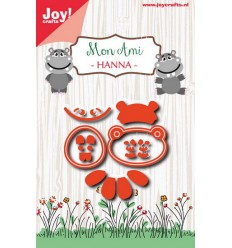 Joy Crafts 6002/1039