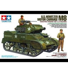 Tamiya 35312 US Howitzer Motor Carriage M8