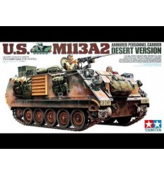 Tamiya 35265 US M113A2 Armored Personnel Carrier Desert Version