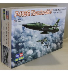 Hobby Boss 80333 F-105G Thunderchief