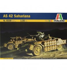 Italeri 6530 AS42 Sahariana