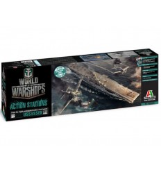 Italeri 46503 1/700 World of Warships: USS ESSEX