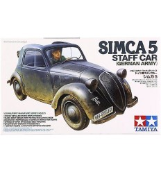 Tamiya 35321 Simca 5 Staff Car - German Army