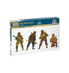 Italeri 6131 1/72  WWII Anti-Tank Teams