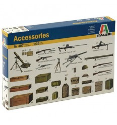Italeri 419 1/35 Field Tool Shop