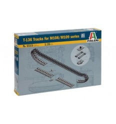Italeri 6515 T - 136 Tracks for M108/M109 series