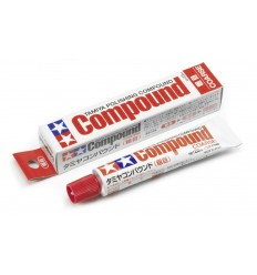 Tamiya 87068 Tamiya Polishing Compound coarse