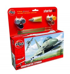 Airfix A50098 Eurofighter Typhoon Starter Set 1:32