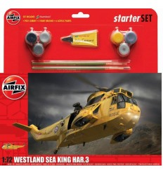 Airfix A55307  Westland Sea King HAR.3 Starter Set 1:32