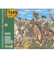 Revell 2573 1:72 Austrian Dragoons 7 years war or Napoleonic Wars