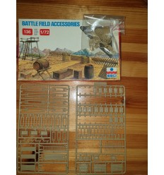 ESCI 216 Battle Field Accessories 1/72