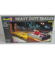 REVELL 07533 HEAVY DUTY TRAILER 1:25