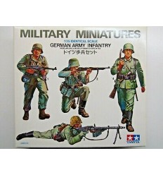 Tamiya 35002 GERMAN ARMY INFANTRY 1:35