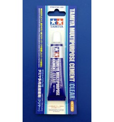 Tamiya 87188 Multipurpose Cement Clear 20gr.