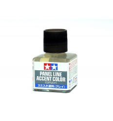 Panel Line Accent Color Gray Tamiya 87133