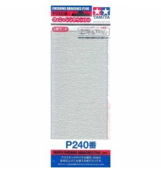Tamiya Finishing Abrasives P240 87093