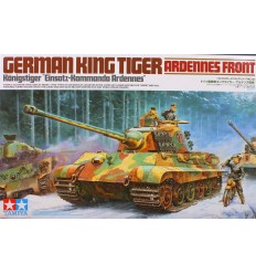 Tamiya 35252 German King Tiger Ardennes Front 1:35