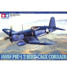 Tamiya 61046 Change Vought F4U-1/2 Bird Cage Corsair 1:48