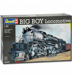 Revell 02165 Big Boy Locomotive 1:87